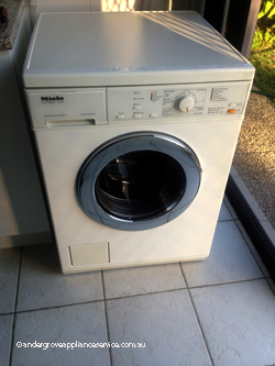 For Out Of Balance Miele Washers Call 0408776405